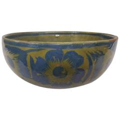 20th Century Mexican Pottery Bowl