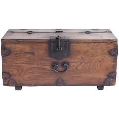 Korean Choson Dynasty Ham Chest