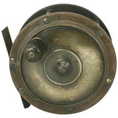 Vintage Salmon Fly Fishing Reel