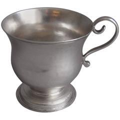 George II Tot Cup Made in London in 1734 by John Gamon
