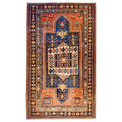 Wonderful 19th Century Kazak Rug