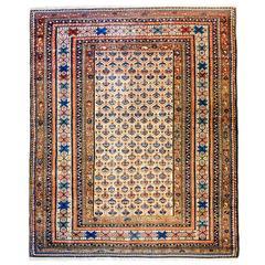Exquisite 19th Century Malayer Rug
