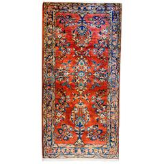 Exquisite Early 20th Century Mohajeran Sarouk Rug