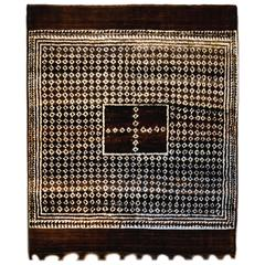 Amazing 19th Century Gabbeh Rug