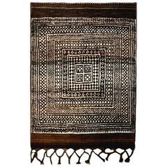 Wonderful 19th Century Gabbeh Rug