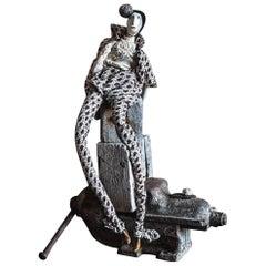 Sculpture 'Titina Prada Addicted' by Tita