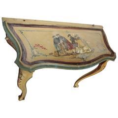 1920s Venetian Vanity with Three Mirrors