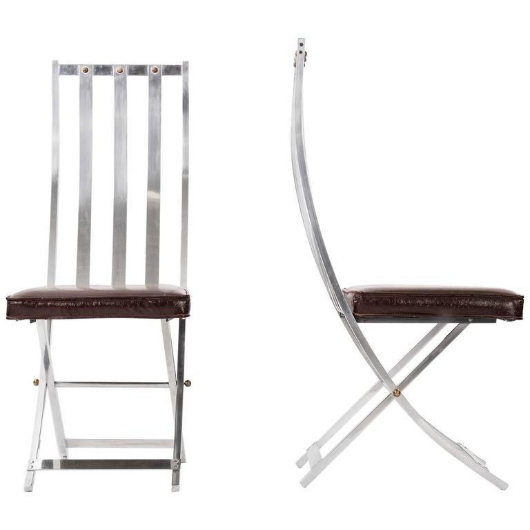Maison Jansen Pair of Chairs