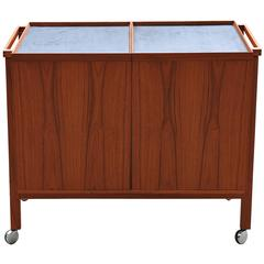 Niels Erik Glasdam Jensen Expandable Bar Cart
