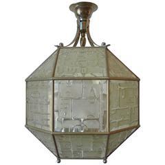 Modern Italian Lantern