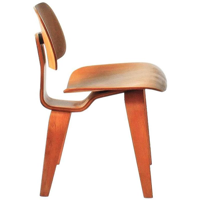 Charles and Ray Eames LCW for Herman Miller