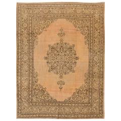 Beautiful Antique Tabriz Rug