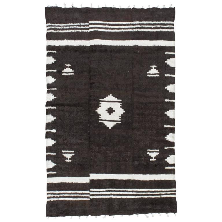 Angora Blanket Rug For Sale