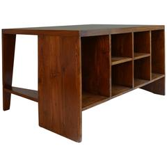Pierre Jeanneret Office Desk with Visible for Chandigarh