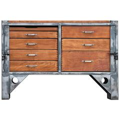 Industrial Workbench from the 1940s