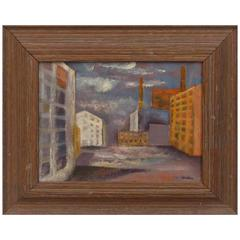 """""""Downtown"""" by Joseph Wolins"""