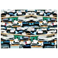 Nicola Majocchi Photograph Titled Auto Carnival, 2009