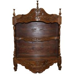 Beautiful 18th Century Shelve from Provence