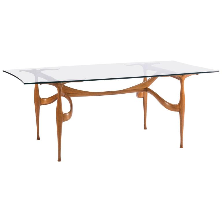 Dan Johnson Gazelle  Desk or Dining Table 1