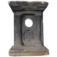 Stone Sculpture, Stonemason's Apprentice Piece