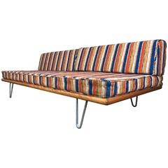 George Nelson for Herman Miller Daybed Sofa-Original Alexander Girard Fabric