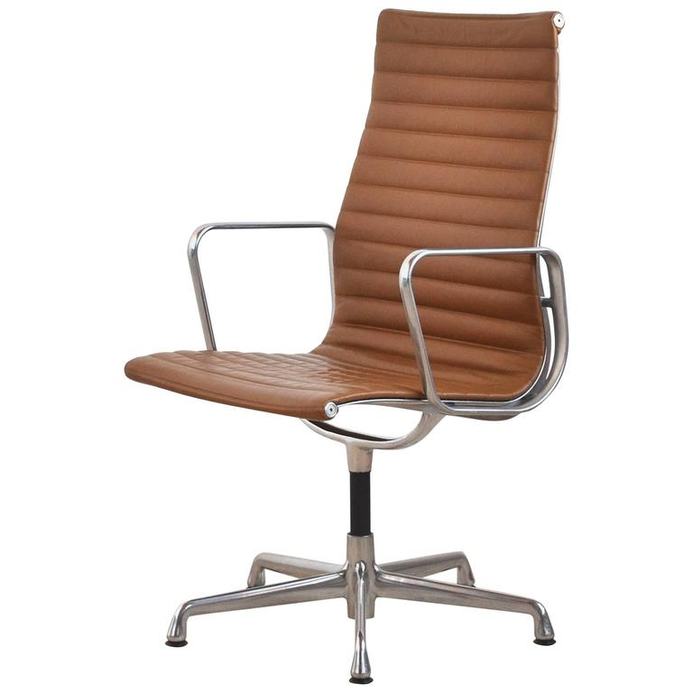 Eames Aluminum Group Armchair by Herman Miller 1