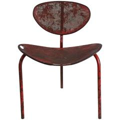 Original Edition Nagasaki Chair by Mathieu Matégot