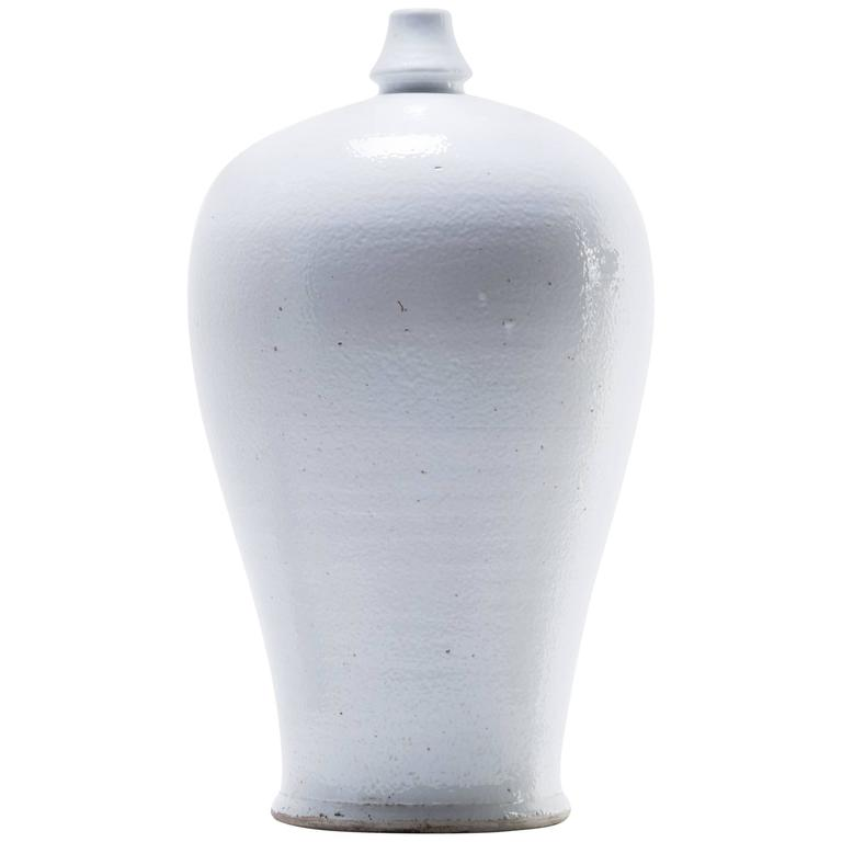 Chinese Bai Meiping Vase