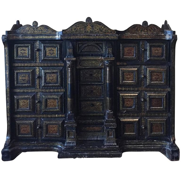 Anglo-Indian Portuguese Chest For Sale