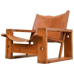 Ate Van Apeldoorn Easy Chair for Houtwerk Hattem