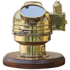 Brass Lifeboat Binnacle