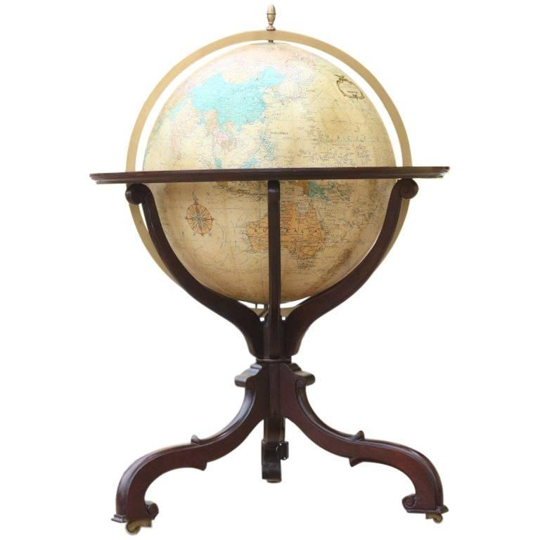 20th Century Reploggle Globe For