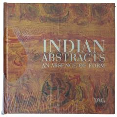 Indian Abstracts, an Absence of Form by Ashish Anand, Delhi Art Gallery, New