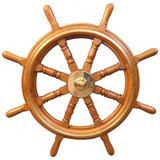 Authentic Eight-Spoke Ship's Wheel
