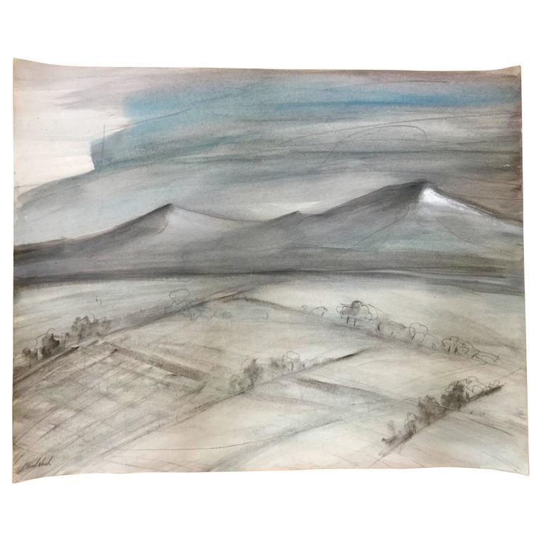 Paul Nash, Mountain Landscape