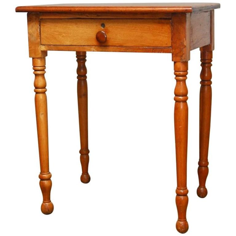 19th Century Federal Style Farm Table or Desk