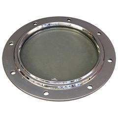 Nickel-Plated Port Light
