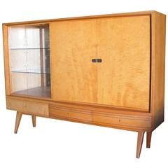 Vintage German Mid-Century Cabinet German Shrunk