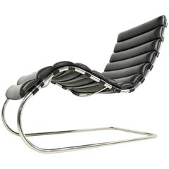 MR Chaise by Ludwig Mies van der Rohe, Knoll