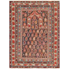 Antique Marasali Kazak East Caucasian Rug