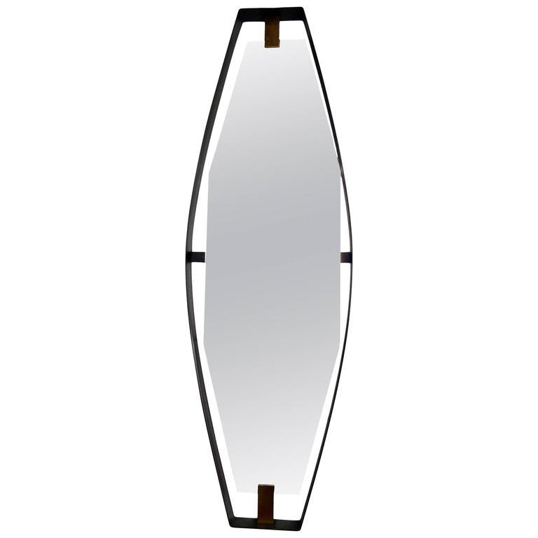Italian Floating Mirror