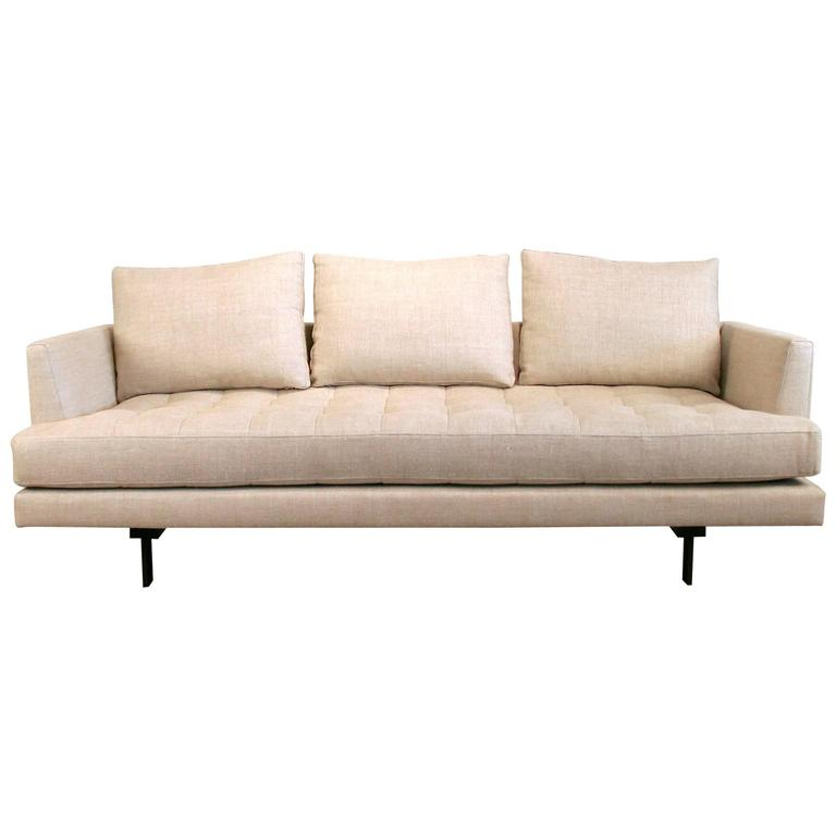 Dunbar sofa steven anthony refil sofa for Liquidation sofa sectionnel