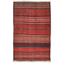 Afghan Baluch Kilim Rug