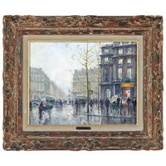 Avenue Victor Hugo, Paris by Jean Salabet