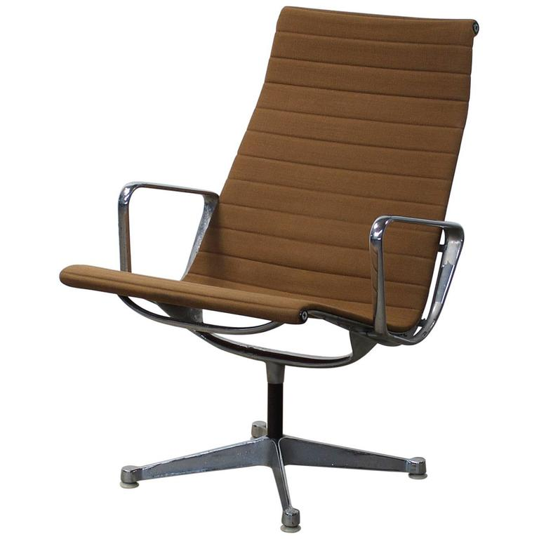 1950s Eames Ea116 Lounge Chair For Herman Miller For Sale