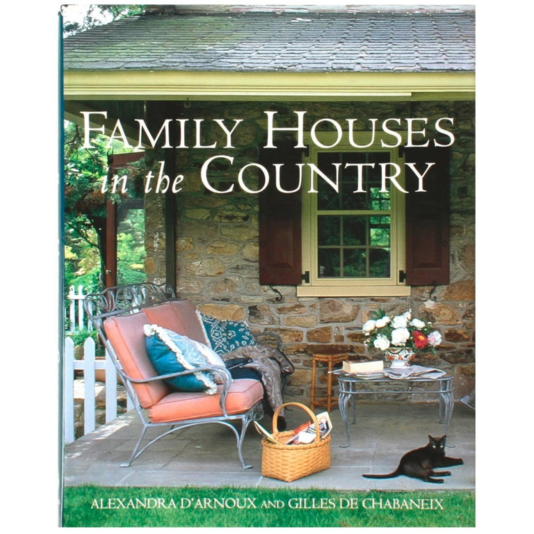 Family Houses in the Country, First Edition For Sale