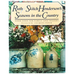 Ruth & Skitch Henderson's Seasons in the Country, Signed First Edition