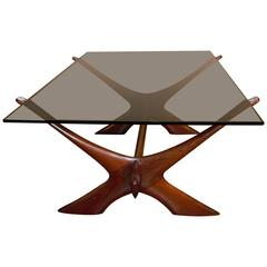 Abeln Glass Top Table Fredrik Schriever Sweden