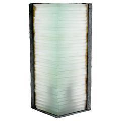 20th Century Glass Lamp by Marco de Gueltzl