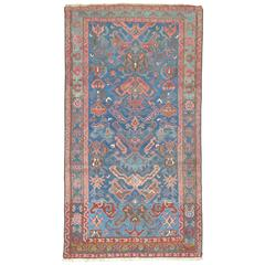 Antique Bidjov Dragon Style Rug